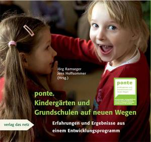 ponte.Kindergärten und Grundschulen auf neuen Wegen