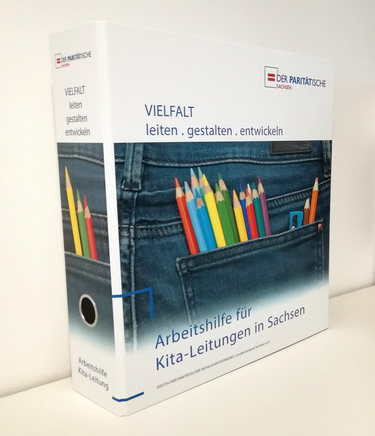 Arbeitshilfe für Kita-Leitungen in 3. aktualisierter Auflage erschienen