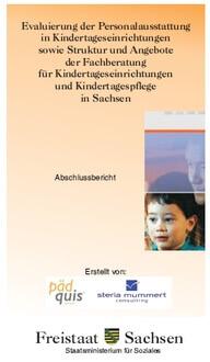 Ergebnisse der Evaluation der Personalausstattung in Kindertageseinrichtungen